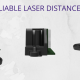 Characteristics of High Reliable Laser Distance Sensor