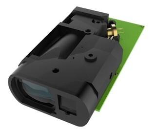 CA115 Compact Laser Distance Module